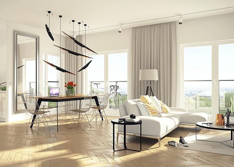 Nowe mieszkania – apartamenty od dewelopera, rynek pierwotny, inwestycje na sprzedaż
