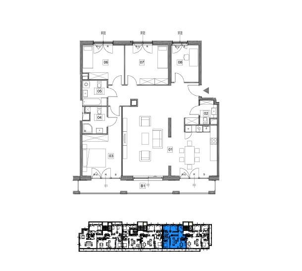 mieszkanie 100 m warszawa