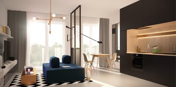 Nowe mieszkania pod klucz Mokotów